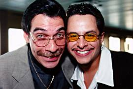 Dave Valentin And Tito Puente, Jr.